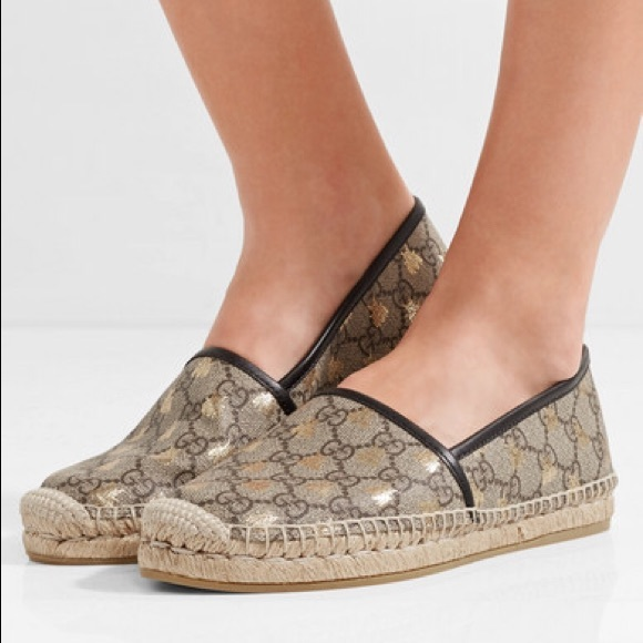 55b759f55 Gucci Shoes | Bee Pilar Espadrille | Poshmark
